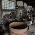 古い農機具